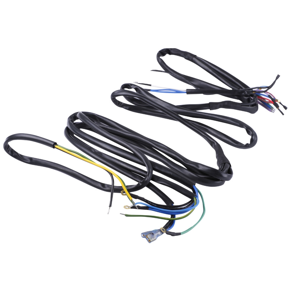 Ekectronic Ignintion Wiring Harness Scooterworks USA