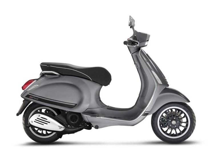 Vespa Sprint Sport Grey