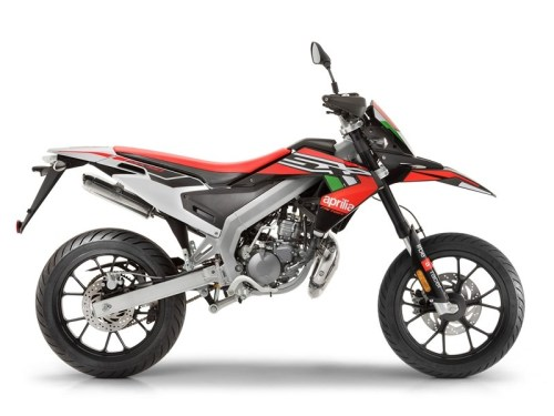 Aprilia SX Factory red 2019