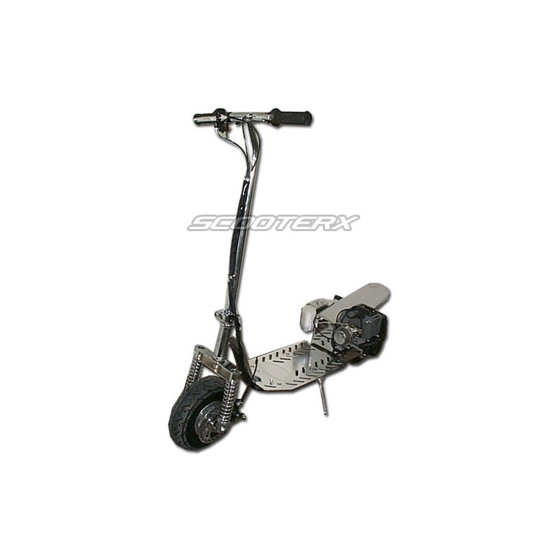 Gas Engine Scooters 49CC X-RACER Dirt Dog Of Road go kart