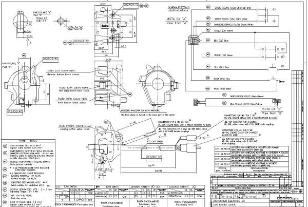 Schema Electrique Tzr 50