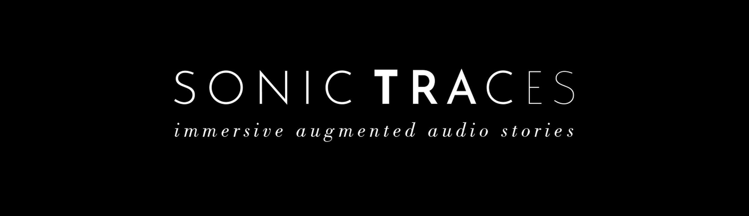 SONIC TRACES Logo
