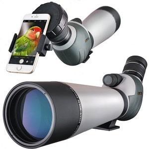Landove 20-60x80 Zoom Spotting Scope
