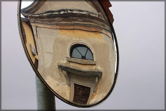 l'oratorio allo specchio