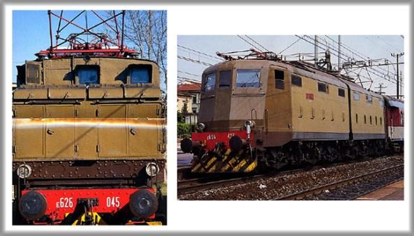 E 626 E 636