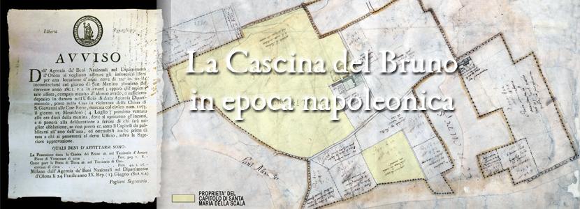 La Cascina del Bruno nell'epoca napoleonica