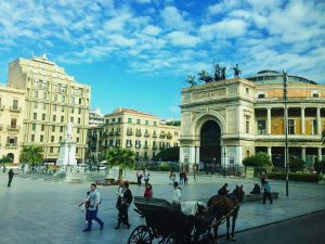 Piazza Politeama