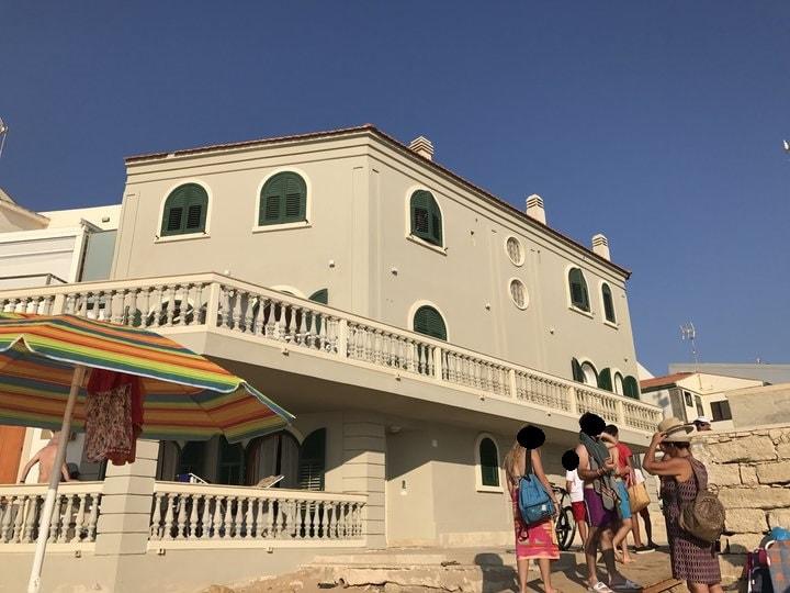 casa del commissario montalbano a Punta Secca