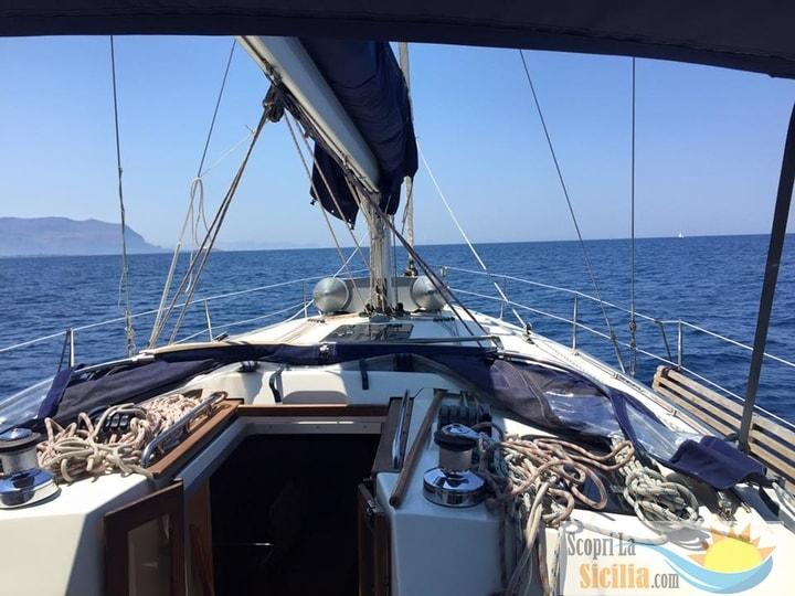 Vacanze in barca a vela con skipper in Sicilia