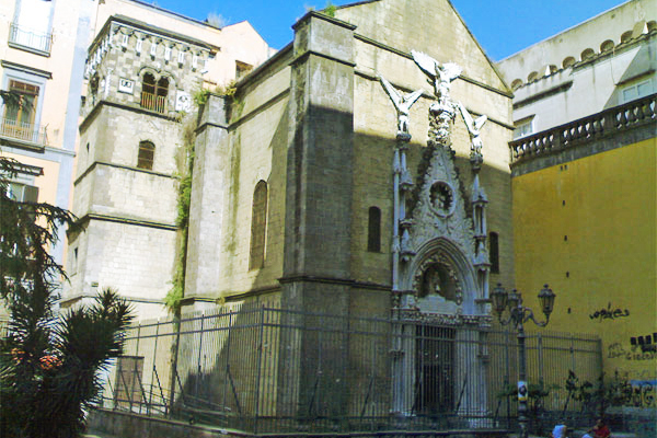 Chiesa di San Giovanni dei Pappagoda