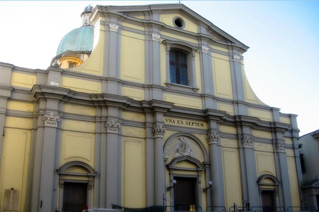 Santa Maria degli Angeli a Pizzofalcone