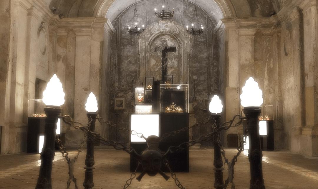 Santa Maria delle Anime del Purgatorio ad Arco