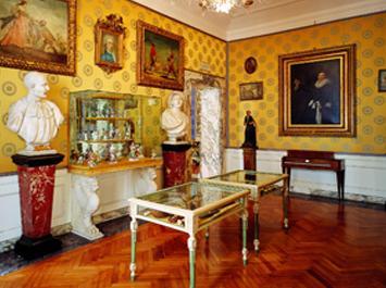 Museo Teatrale interno