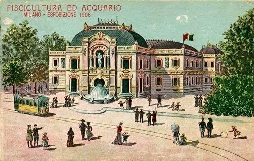 Acquario Civico 1906