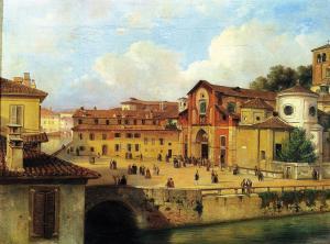 Piazza S. Marco - Luigi Bisi