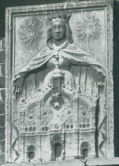 Iinsegna della fabbrica del Duomo