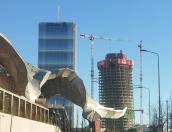 Torre Isozaki e Torre Hadid - CityLife