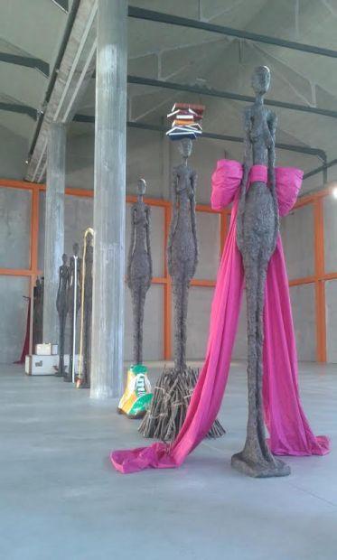 """""""manichini"""" - Fondazione Prada"""