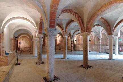 cripta S.Giovani in conca