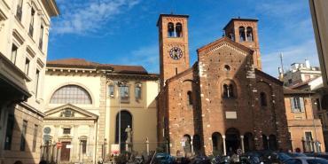 S.Sepolcro - Cripta e Foro