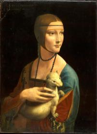 Cecilia Gallerani (Dama con l'Ermellino)