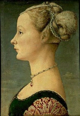 La Dama del Pollaiolo
