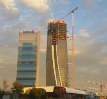 Torre Allianz e Rorre Hadid