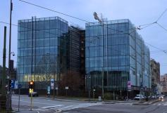 Edifico ex-Tecnimont ristrutturato