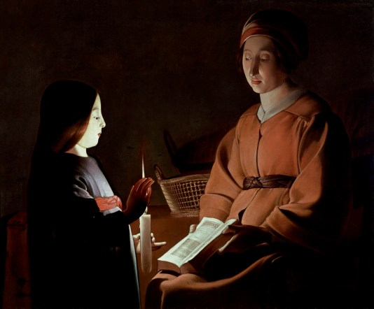 07_The education of the Virgin_The Frick Collection_gallery