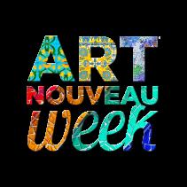 Logo ART NOUVEAU WEEK 2021