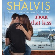 A Review : About That Kiss by Jill Shalvis (4 Stars)