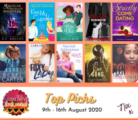 New Romance Book Releases 10th – 16th August 2020 : Nix's Top Picks from the books published this week.