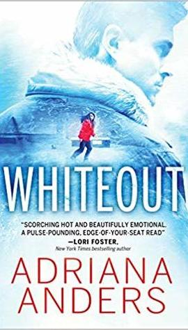 Review : Suspense in the Artic in Whiteout by Adriana Anders