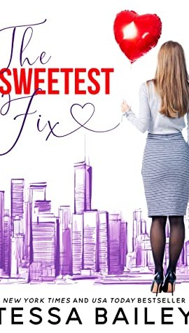 Review Post : A Unicorn pastry chef hero makes The Sweetest Fix by Tessa Bailey a Keeper