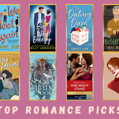 Top Romance Book Releases this week (2nd August 2021)