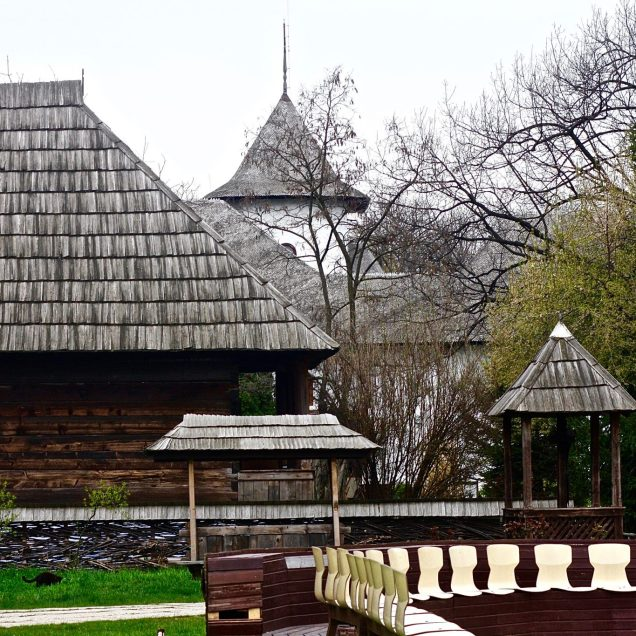 Museo del Villaggio - Bucarest (Romania)