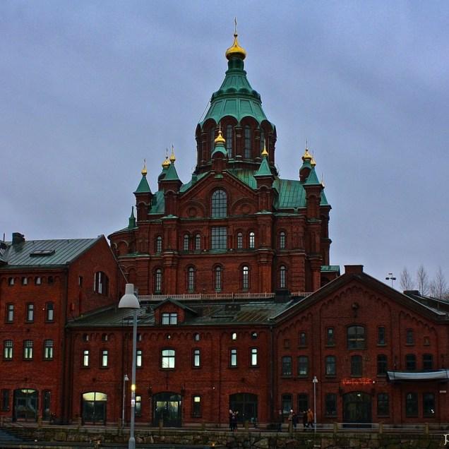 Uspenski Cattedrale
