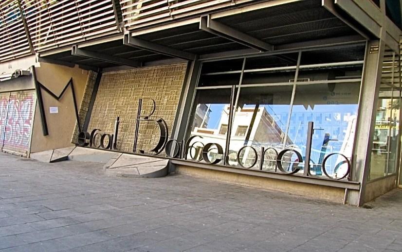 Quartiere Barceloneta - Barcellona (Spagna)