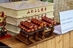 Dango - Cucina Giappone