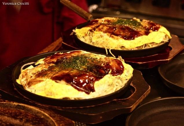 Okonomiyaki - Cucina Giappone