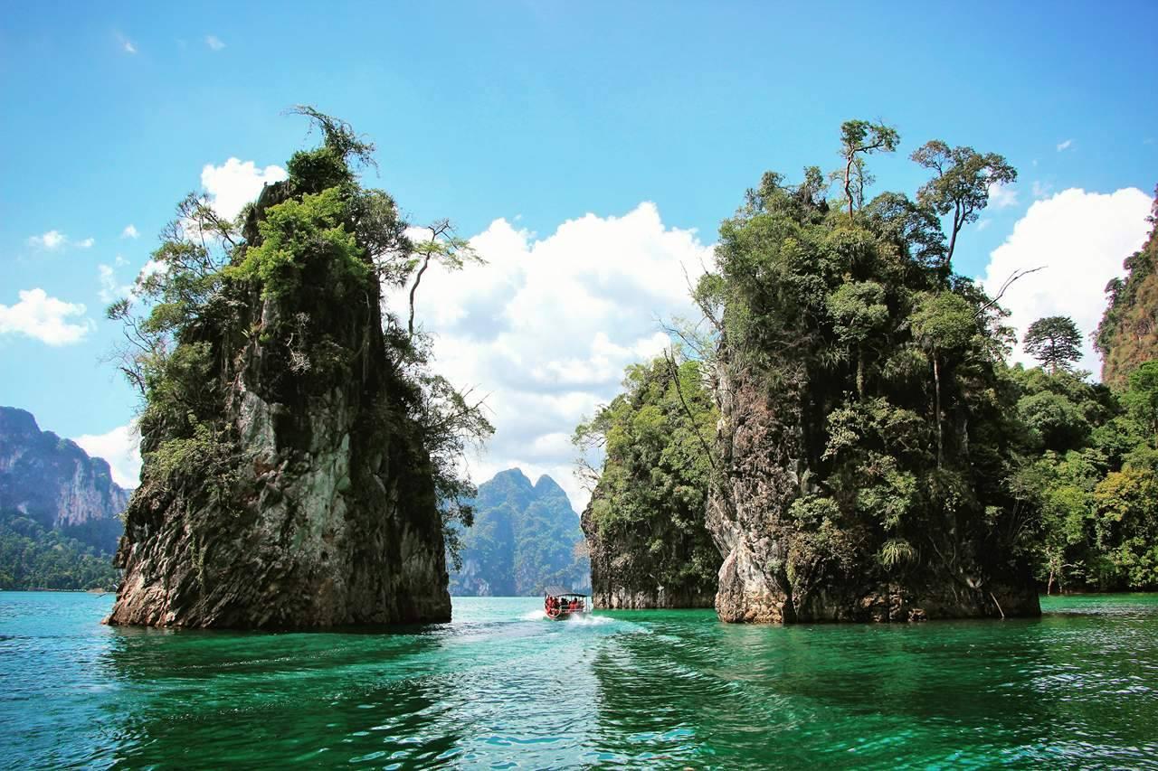 Khao Sok, Thailandia