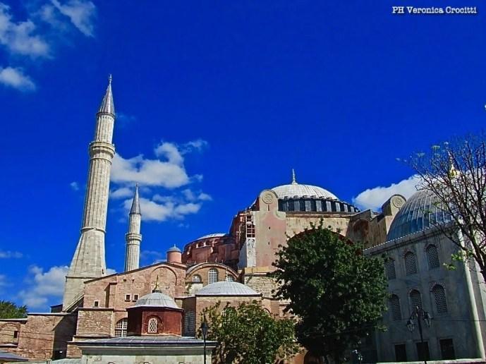 Basilica Santa Sofia - Istanbul (Turchia)