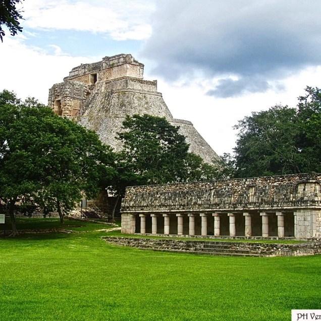 Sito Archeologico Uxmal - Messico