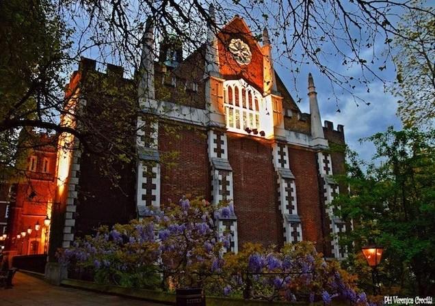 Middle Temple Hall, Londra (Inghilterra)