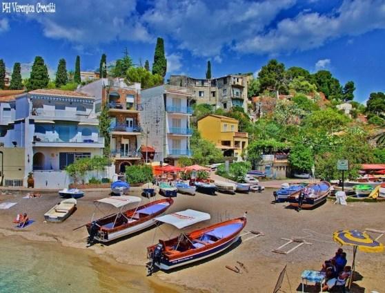 Baia Mazzarò - Isola Bella, Taormina (Sicilia)