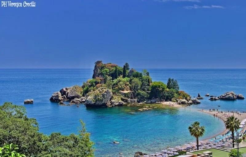 Isola Bella, Taormina - Sicilia