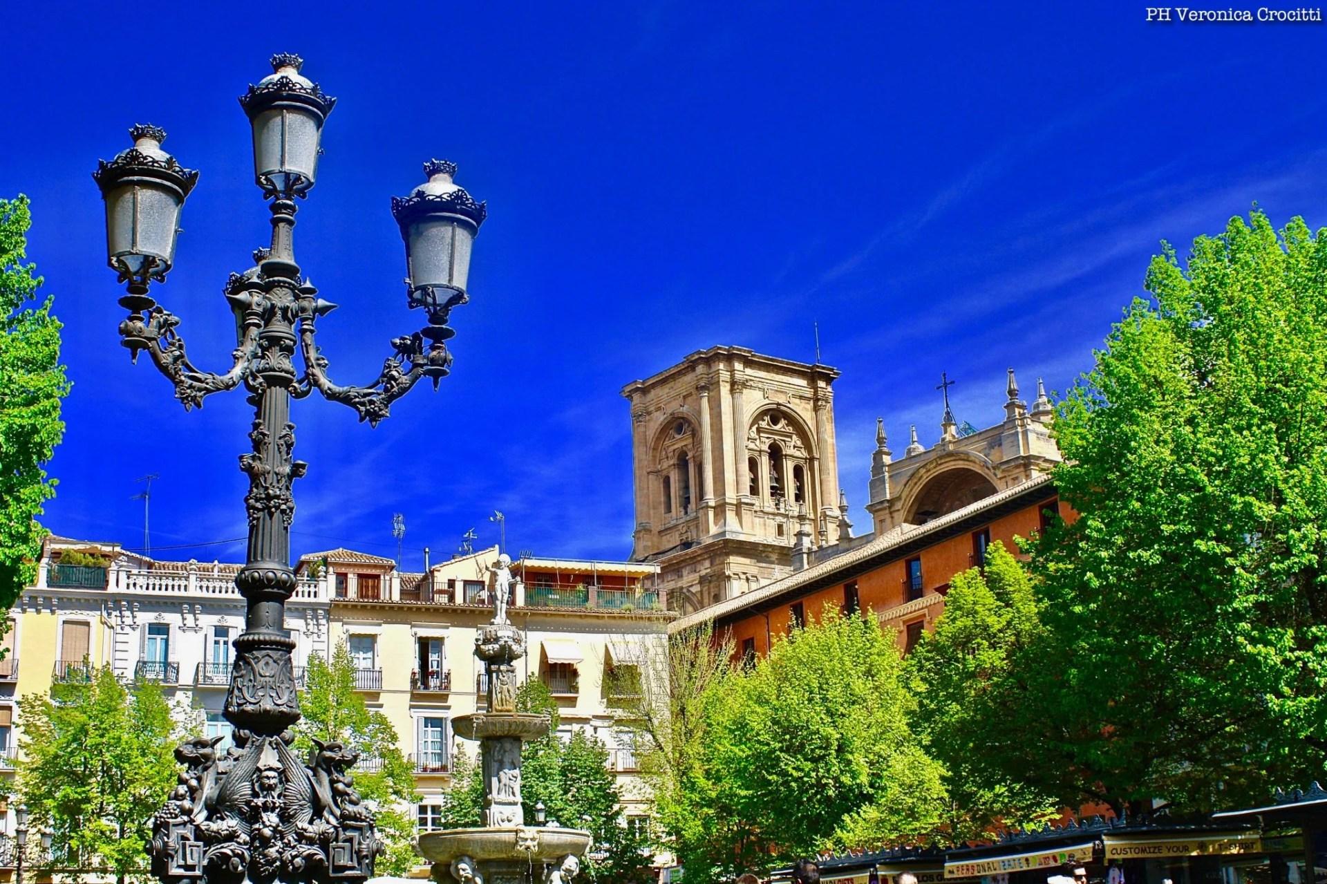 Visitare Granada: informazioni, storia e trasporti