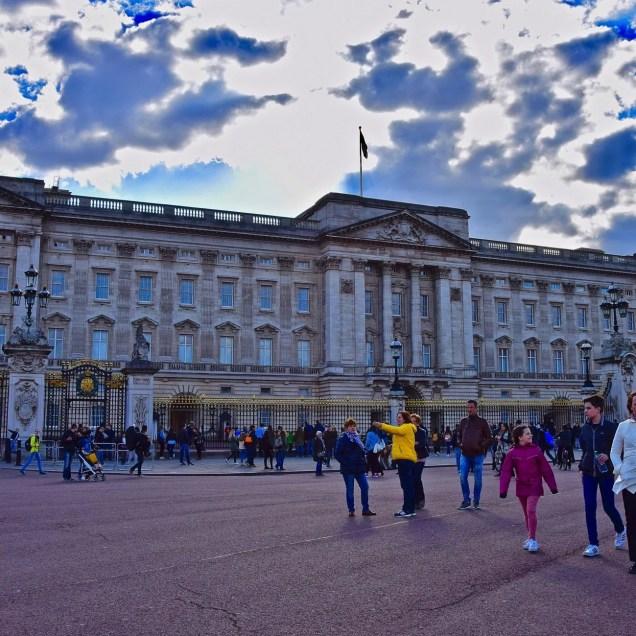 Buckingham Palace 1, Londra (Inghilterra)-min