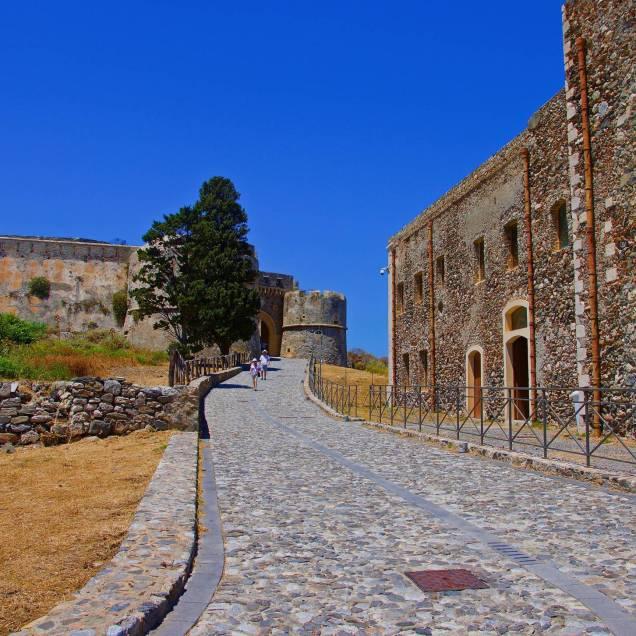 Castello di Milazzo (Messina - Sicilia)