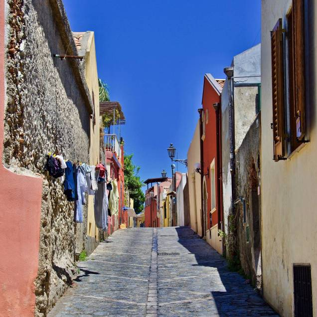 Borgo di Milazzo (Messina - Sicilia)